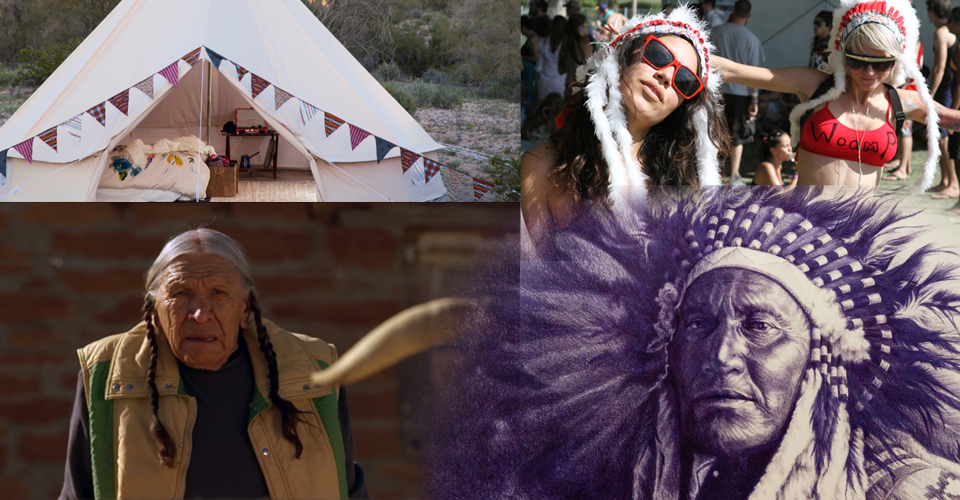 Indians Upset at Cultural Appropriation of TeePees - Melmac News